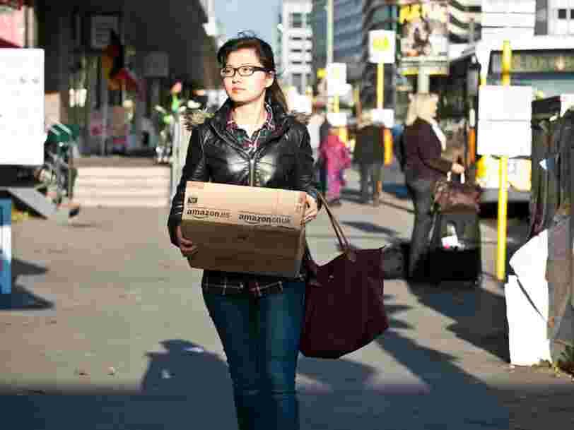 Amazon, Visa, McDonald's... Les 10 marques qui pèsent le plus dans le monde