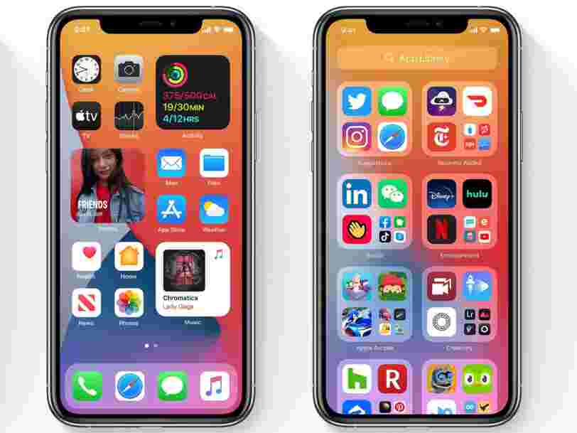 iOS 14 révèle que TikTok et une cinquantaine d'autres applications accèdent au presse-papiers de votre iPhone