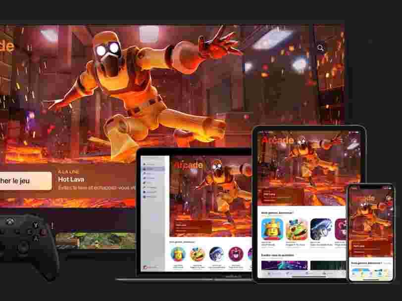Apple Arcade offre un deuxième mois gratuit à certains abonnés pour les faire revenir