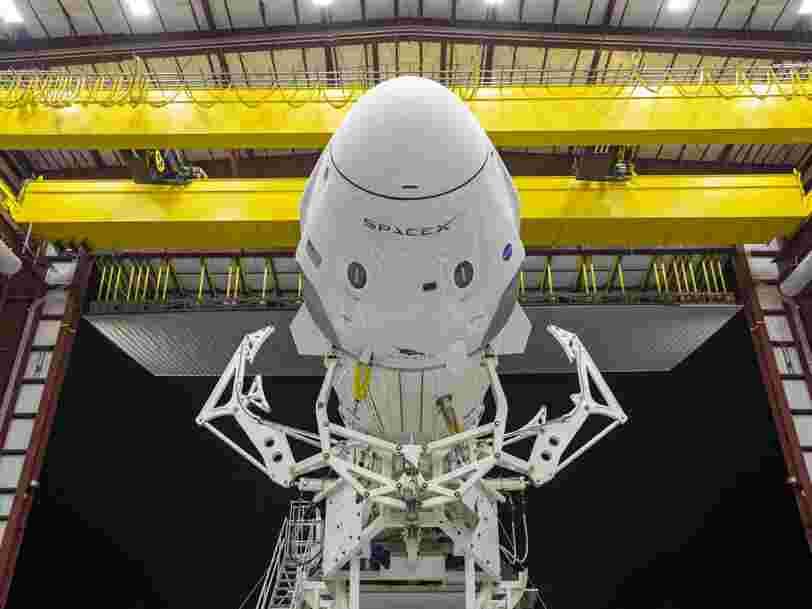 Le DG de l'Agence spatiale européenne regrette que l'Europe n'ait pas développé son propre vaisseau pour envoyer ses astronautes dans l'espace