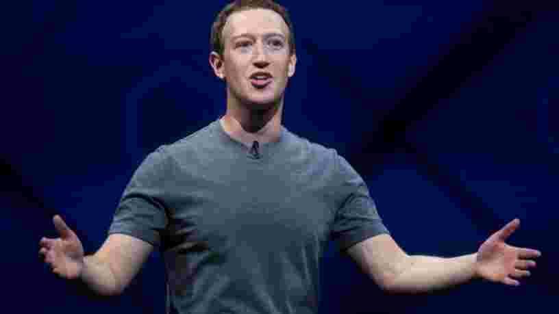 Facebook 'ne changera pas' sa politique en matière de discours haineux malgré le boycott par plus de 500 annonceurs