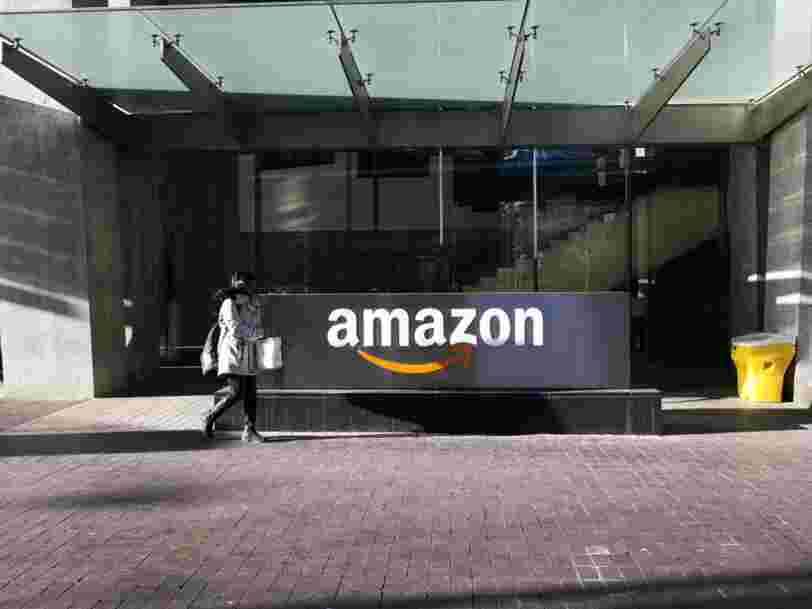 Amazon va construire un entrepôt 'du dernier kilomètre' à Carquefou près de Nantes