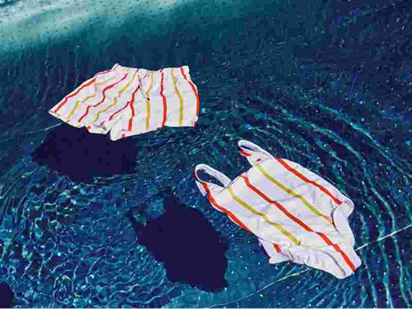 McDonald's va fabriquer des maillots de bain avec d'anciennes pailles en plastique
