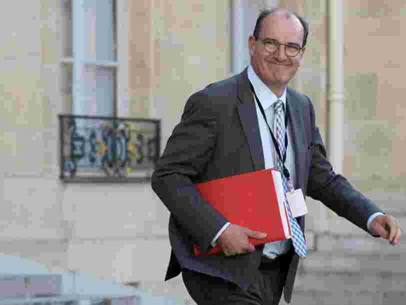 Jean Castex devient Premier ministre après avoir géré le déconfinement