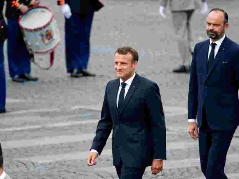 Emmanuel Macron s'apprête à nommer un 'nouveau Premier ministre' après la démission d'Edouard Philippe