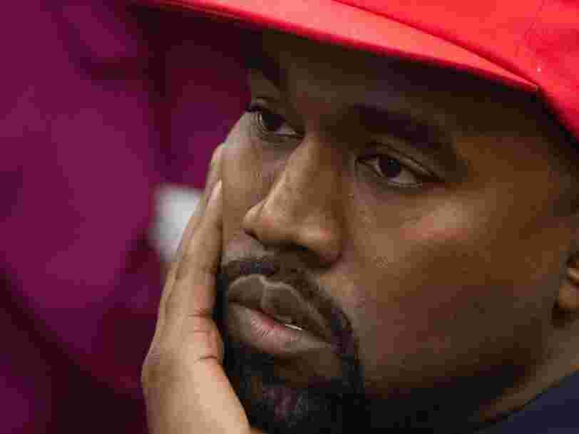 Kanye West veut se présenter aux présidentielles américaines, mais c'est sûrement trop tard pour 2020