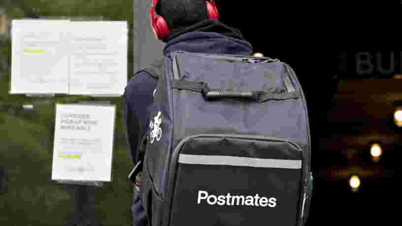 Uber va s'emparer de l'appli de livraison de repas Postmates