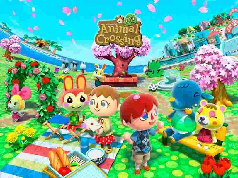 Ce site offre 1 000$ pour jouer 50h à 'Animal Crossing : New Horizons'