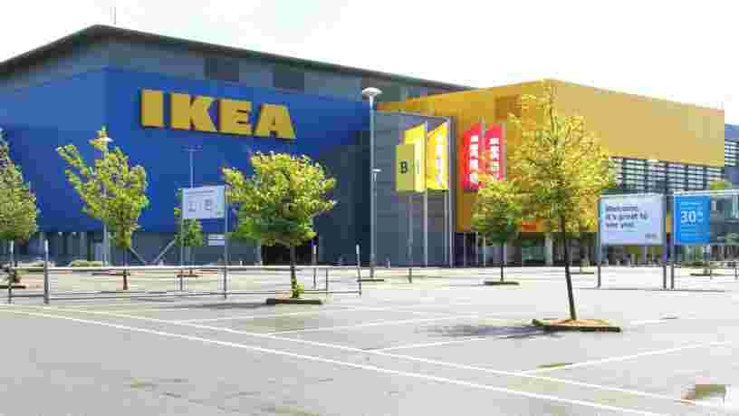 Ikea va bientôt proposer l'installation de panneaux solaires