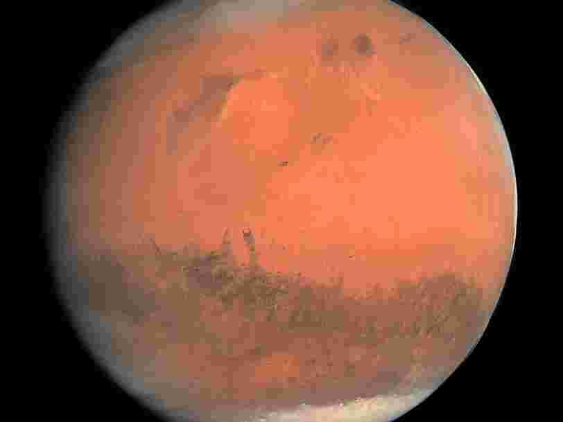 Voici les 3 missions spatiales vers Mars prévues pour cet été