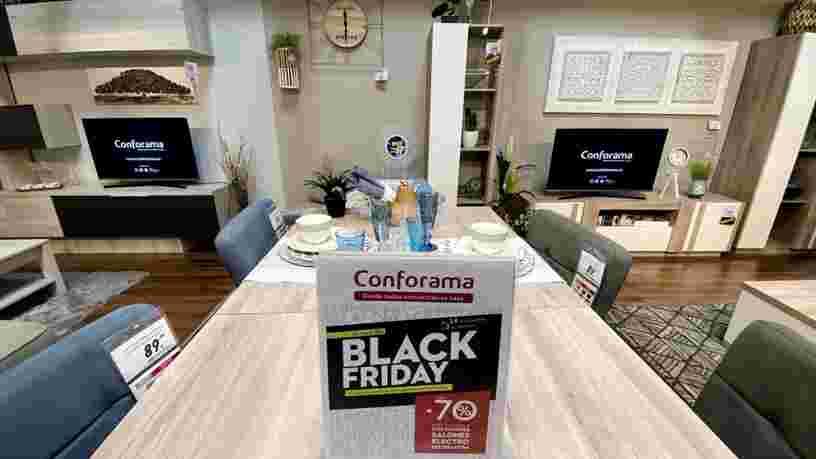 Conforama est cédé au groupe propriétaire des magasins But, Mobilux