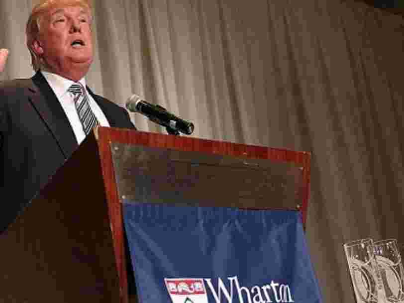 Donald Trump aurait payé quelqu'un pour passer ses examens à sa place au lycée, selon sa nièce