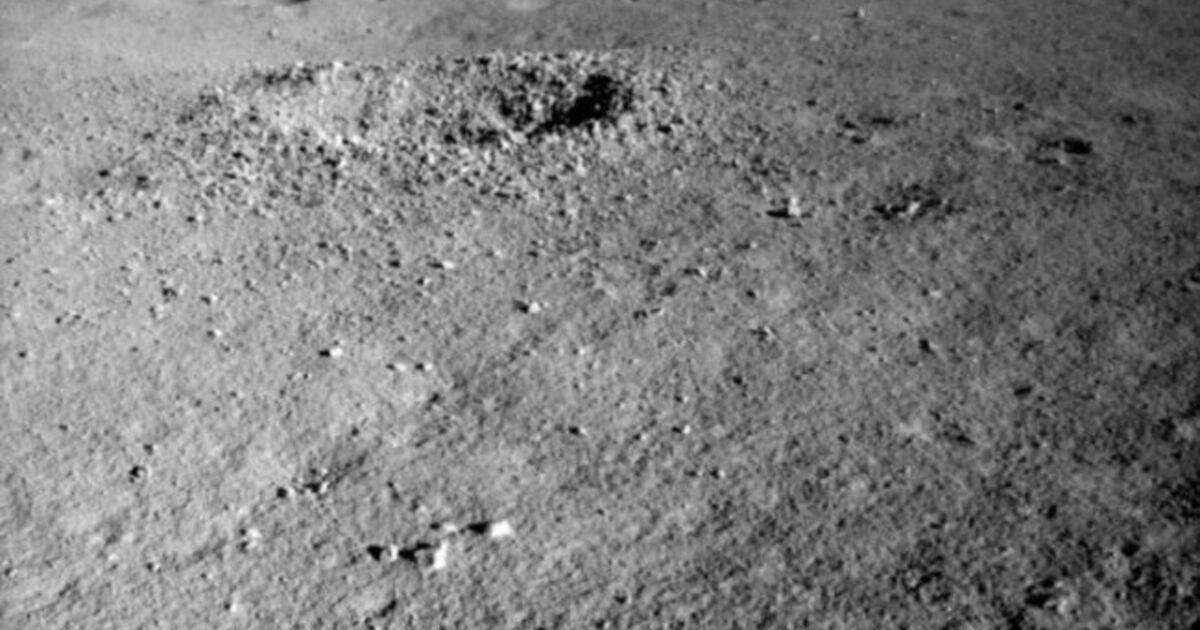 On sait enfin ce qu'est le mystérieux matériau coloré repéré sur la face cachée de la Lune