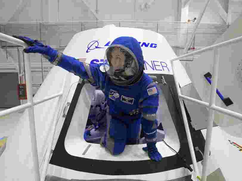 LA NASA fait 80 recommandations à Boeing après son premier vol non-habité raté