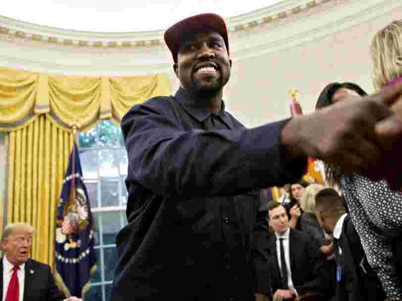 Kanye West veut organiser la Maison Blanche comme le Wakanda dans 'Black Panther'