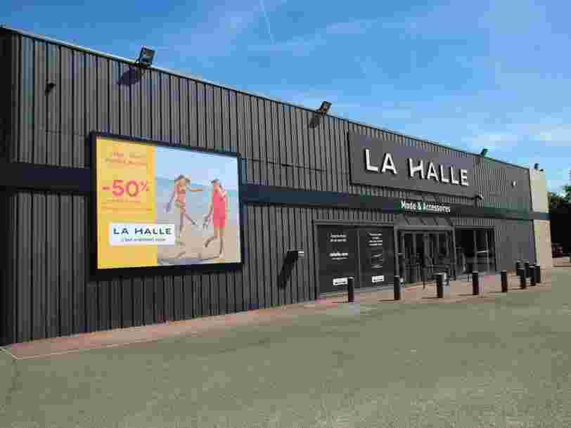 La Halle a trouvé un repreneur, 2 500 emplois sauvés en France