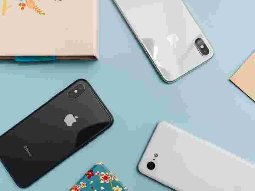 Vous pourrez faire réparer votre iPhone en boutique dans les mêmes conditions que dans un Apple Store
