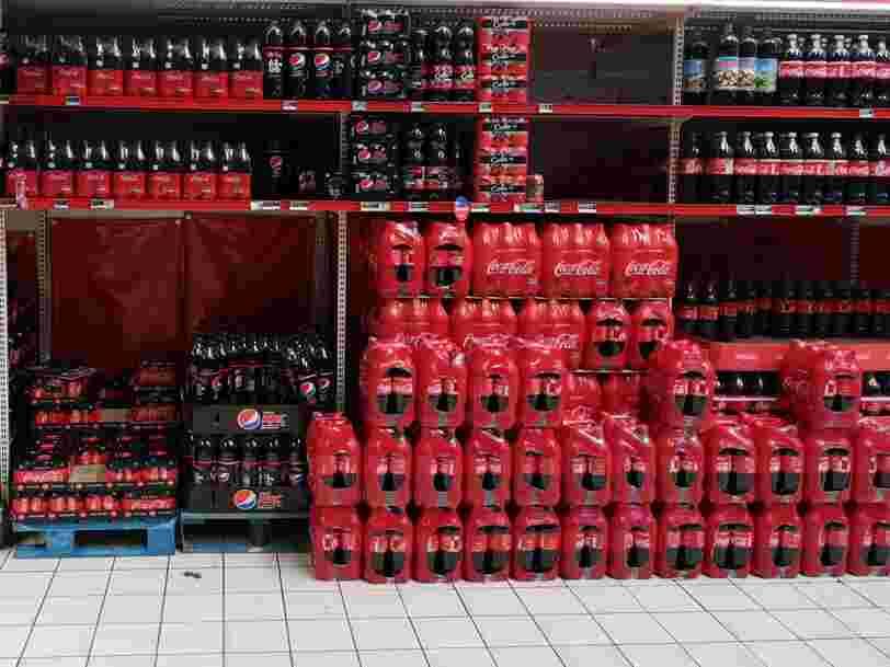 Coca-Cola, Pampers, Lu... Le top 10 des marques les plus vendues sur internet