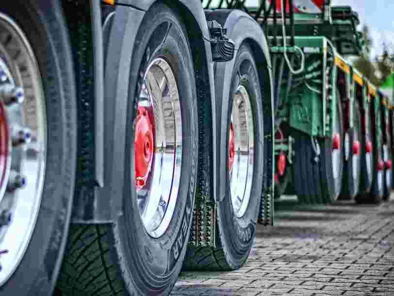 Une réforme européenne sur les conditions de travail des chauffeurs routiers a été adoptée pour lutter contre le dumping social