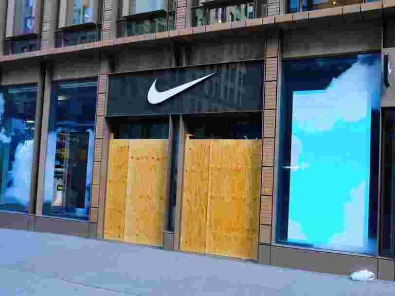 Le FC Barcelone envisagerait de poursuivre Nike à cause d'un problème de maillots