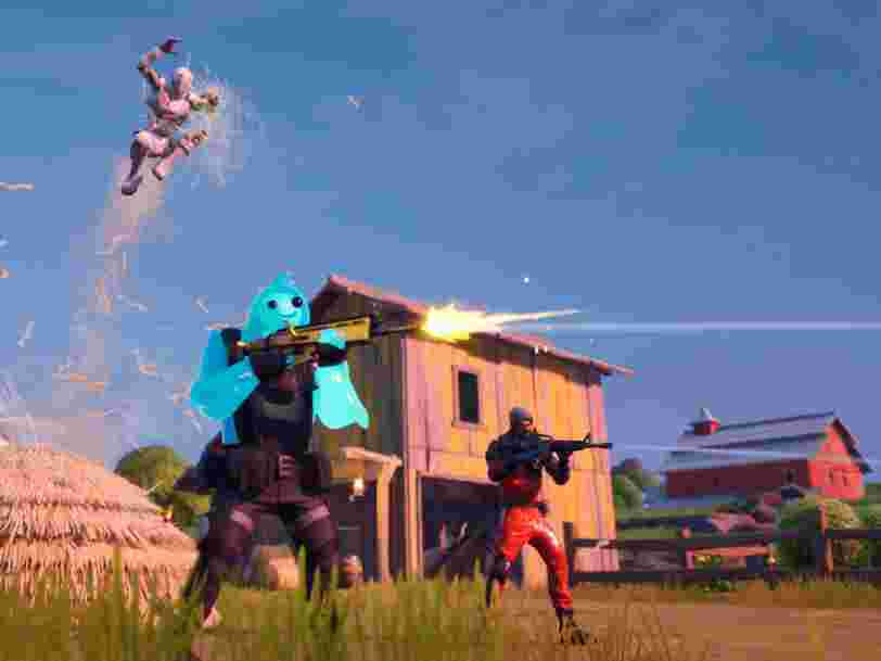 Sony investit 250 M$ dans l'éditeur de 'Fortnite'