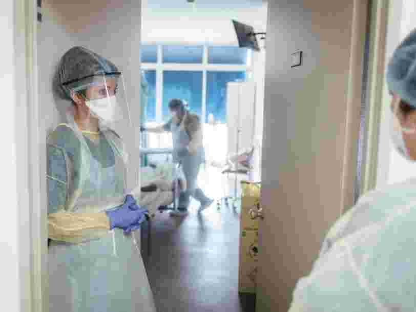 Les accords de Ségur octroient 8,1 Mds€ aux personnels hospitaliers