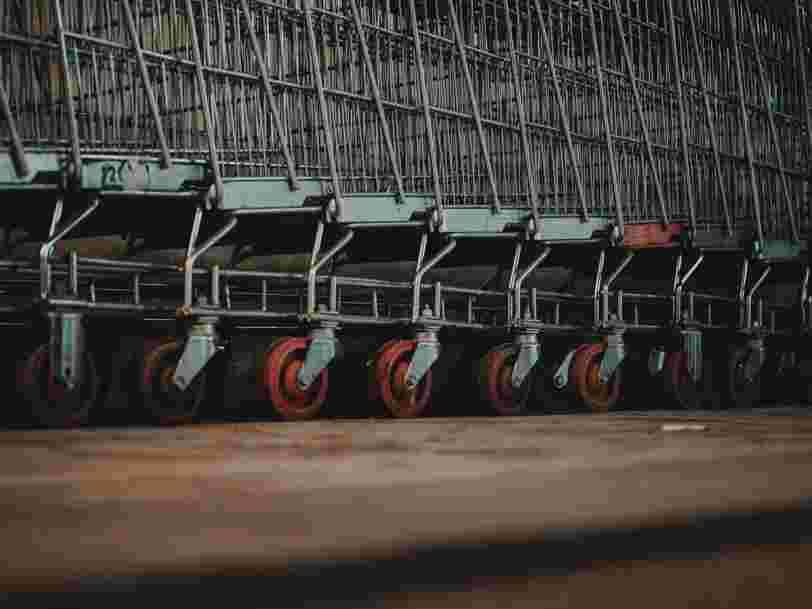 Amazon lance un chariot intelligent pour éviter la queue en caisse