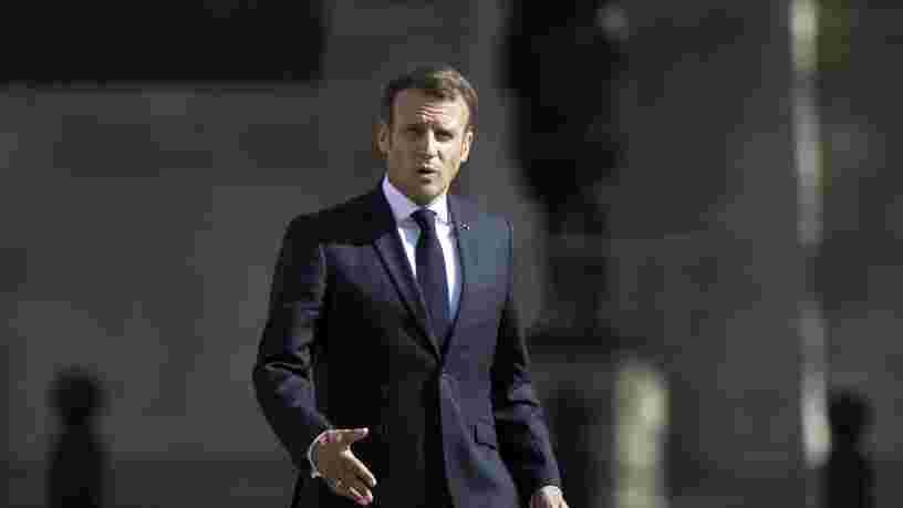 Emmanuel Macron promet 100 Mds€ supplémentaires pour relancer l'économie française