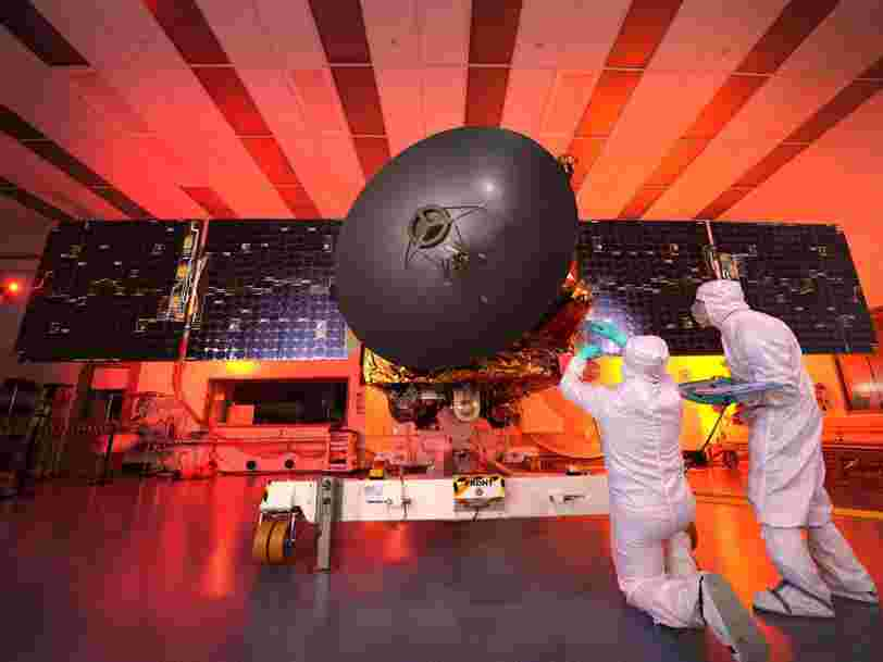 Voici comment regarder la première mission spatiale du monde arabe vers Mars