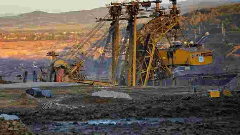 Les 9 banques qui prêtent le plus d'argent à l'industrie du charbon en Europe