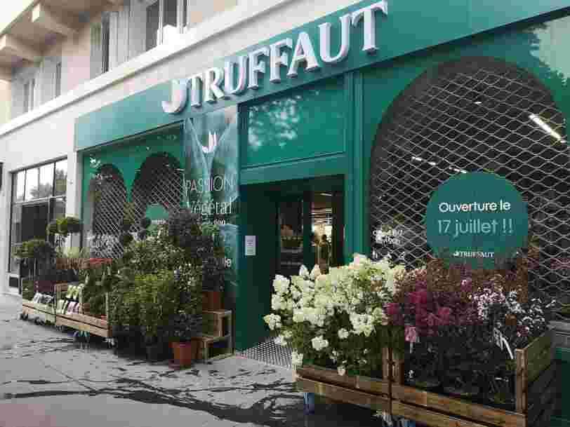 On Vous Fait Visiter Le Nouveau Magasin Truffaut A Paris Adapte Aux Jardiniers Urbains