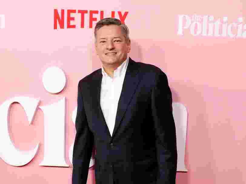 Netflix a gagné des abonnés pendant le confinement mais déçoit Wall Street