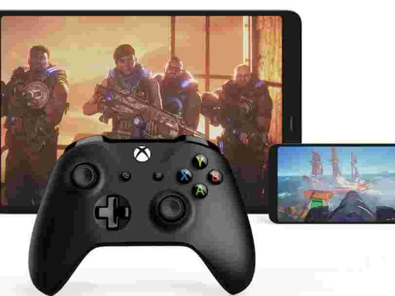 Xbox va lancer son 'Netflix du jeu vidéo' en septembre et donnera accès à plus de 100 jeux sur vos écrans