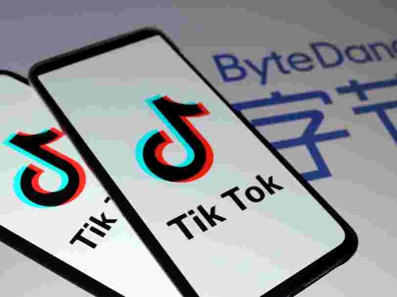 Suite aux tensions avec Pékin, TikTok a mis en suspens le projet d'un siège européen à Londres