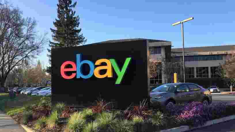 La maison-mère de Leboncoin rachète des activités d'eBay pour près de 9,2 Mds$