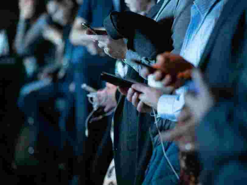Plus de la moitié de la population mondiale utilise désormais les réseaux sociaux