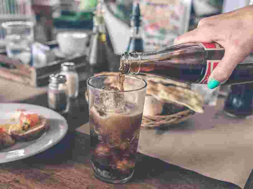 Les ventes de Coca-Cola en chute à cause de la pandémie de Covid-19