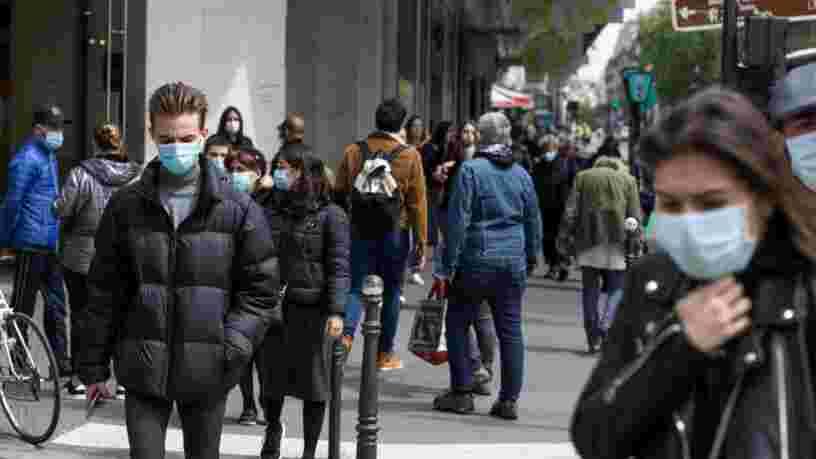 Voici ceux qui devraient bénéficier de masques gratuits