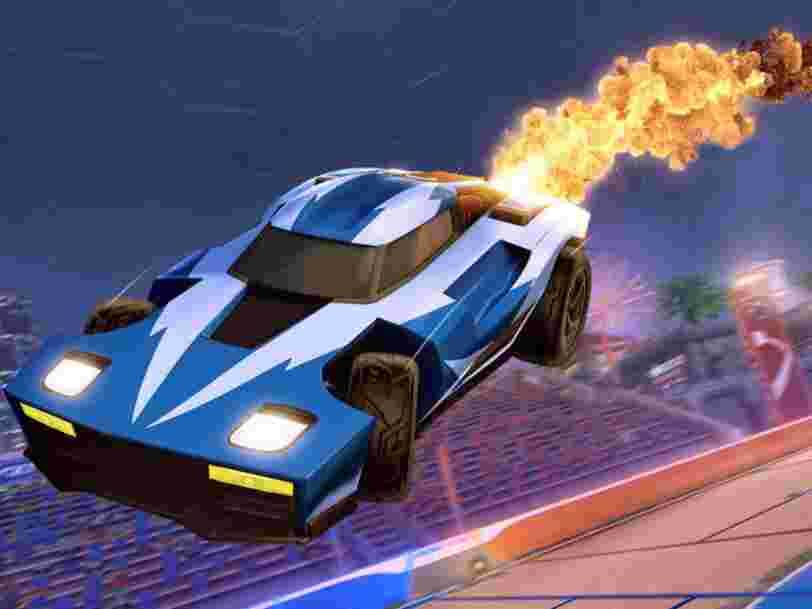 'Rocket League' va devenir gratuit et rejoindre l'Epic Games Store