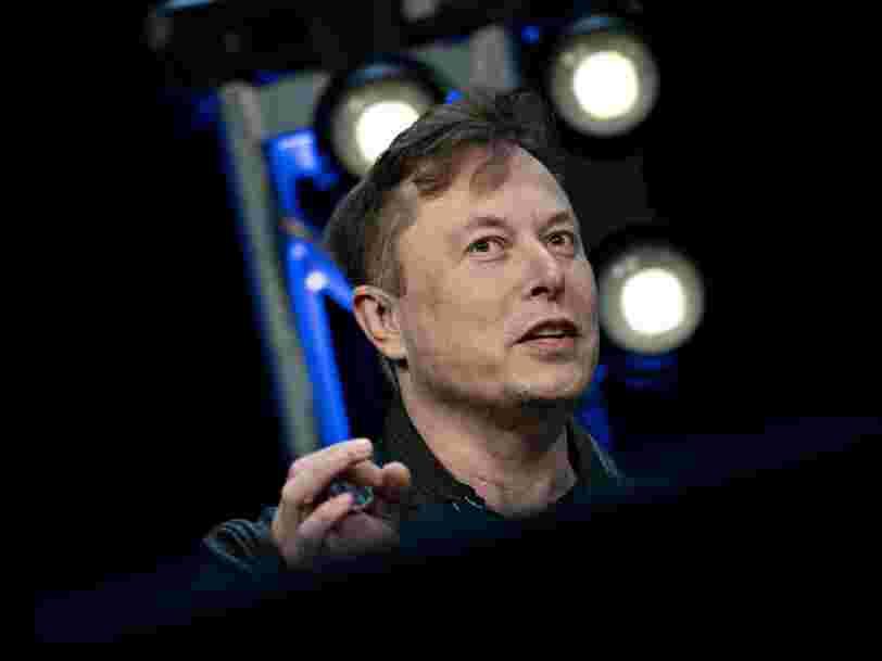 Elon Musk pourrait empocher 2,1 Mds$ suite à l'envolée en Bourse de Tesla