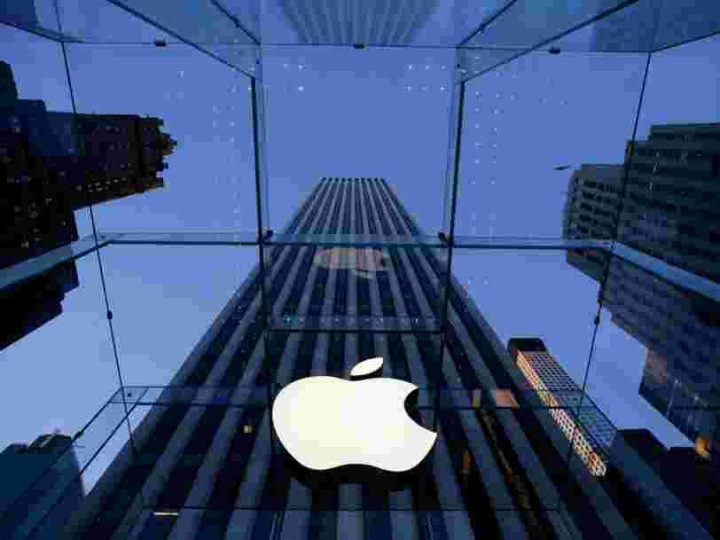 Apple s'engage à avoir une empreinte carbone nulle d'ici 2030 pour l'ensemble de ses activités
