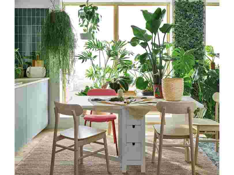 Découvrez des extraits du catalogue Ikea 2021 à défaut de le recevoir chez vous
