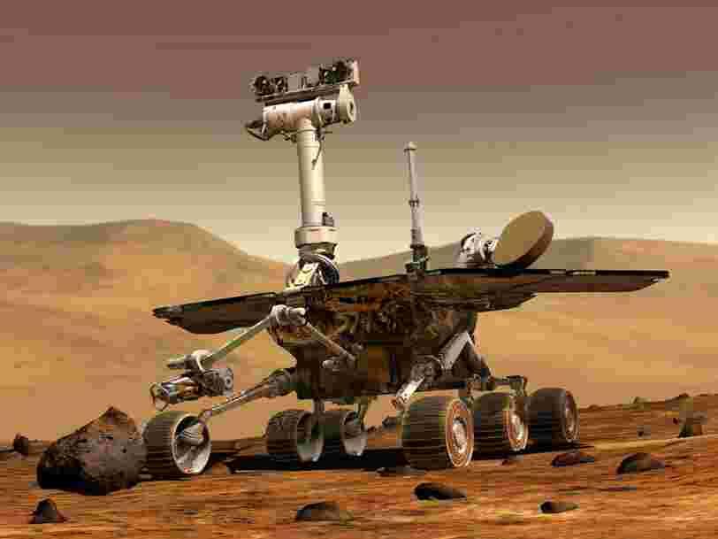 Voici les rovers qui ont parcouru le plus de kilomètres sur Mars ou sur la Lune