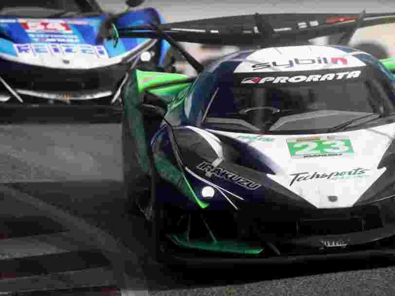 Voici les premières images du prochain Forza Motorsport sur Xbox Series X