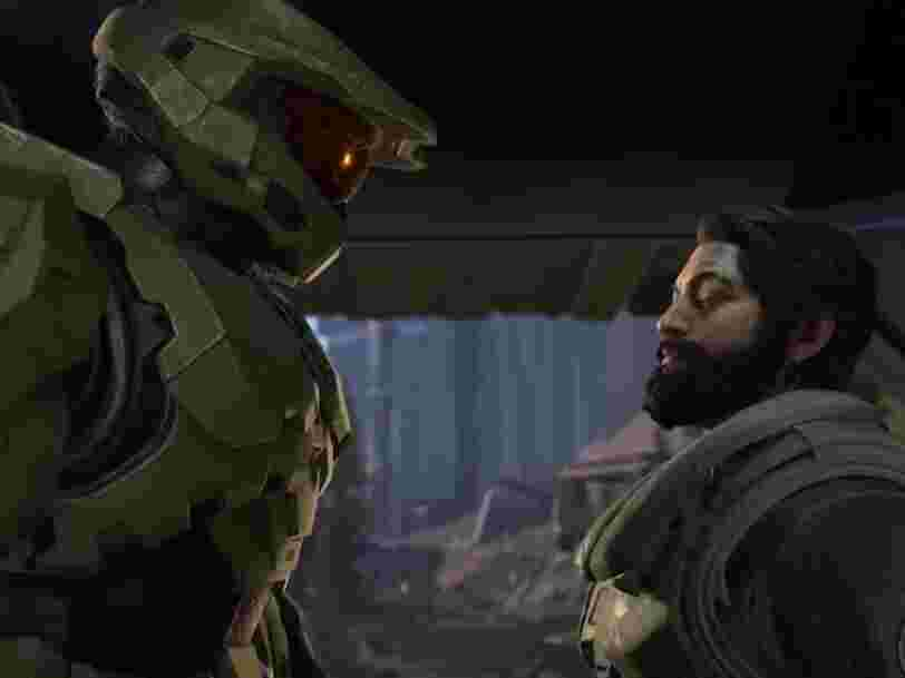 'Halo Infinite' dévoile son gameplay en monde ouvert lors du Xbox Games Showcase
