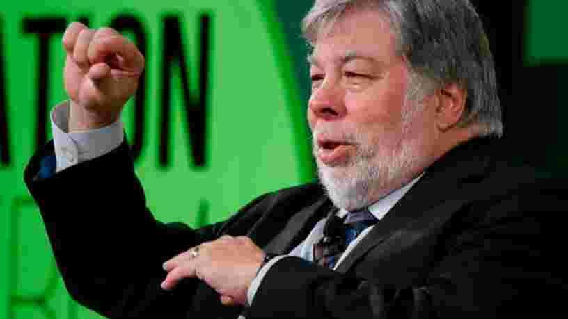 Steve Wozniak, le cofondateur d'Apple, poursuit YouTube après une escroquerie au Bitcoin