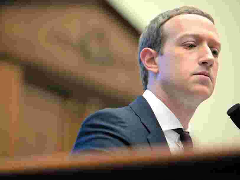 Facebook reproche à la Commission européenne d'exiger des informations personnelles sur ses employés