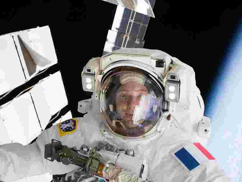 Thomas Pesquet s'envolera en 2021 à bord de la Crew Dragon de SpaceX