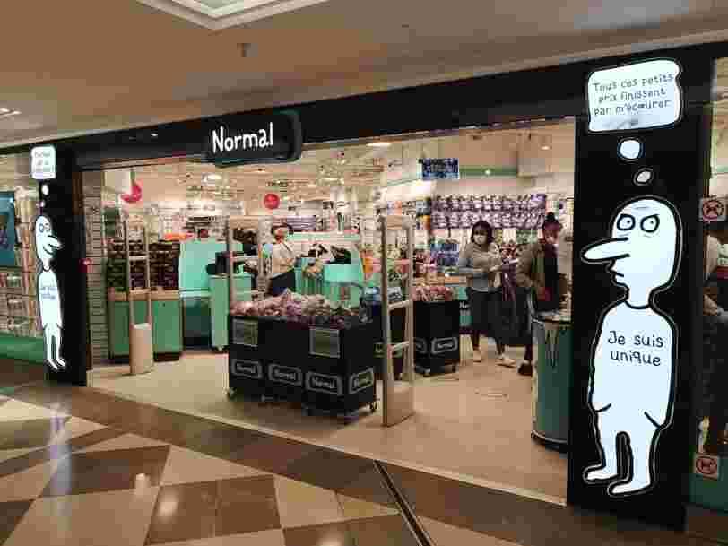 La liste des prochains magasins Normal et Zeeman qui vont ouvrir en France
