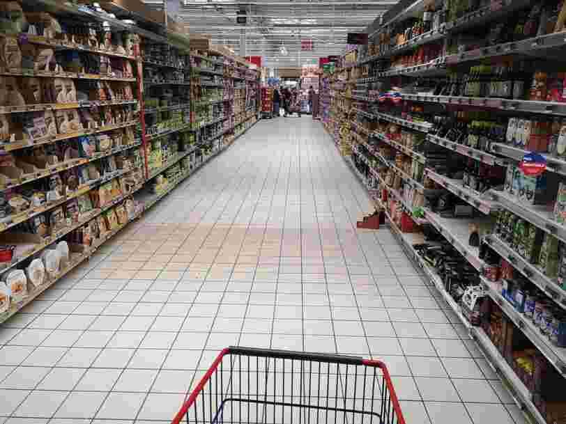 """Les supermarchés pourraient bientôt proposer une heure """"calme"""" dans la semaine pour faire les courses"""